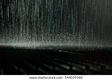 Rain Room Rain #544039360