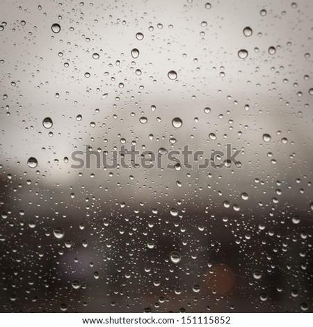 Rain Water drops background #151115852