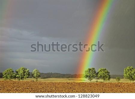 Rainbow Zdjęcia stock ©