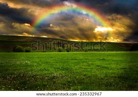 rainbow background #235332967