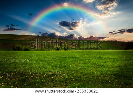 rainbow background #235333021