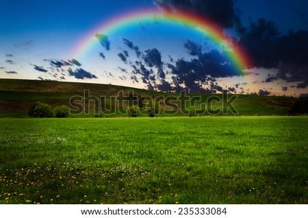 rainbow background #235333084