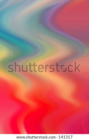 Rainbow colored abstract background