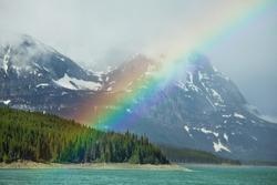 Rainbow on Hawaii