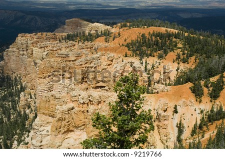 Rainbow Point - Bryce Canyon National Park, Utah