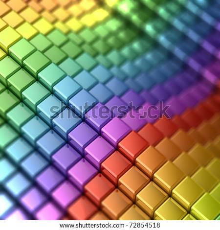 Rainbow shape