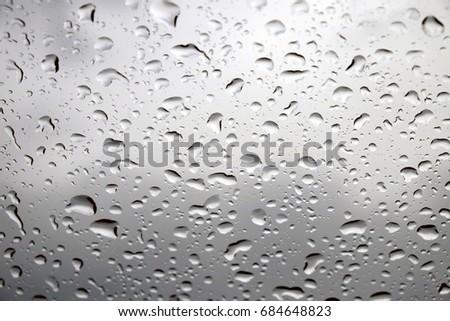 Raindrops #684648823
