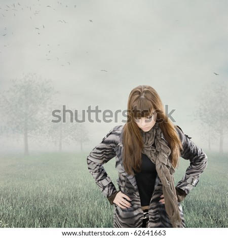 stock photo : Rainy day