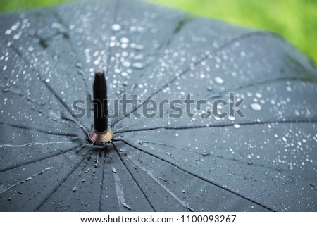 Rainy Day Background #1100093267