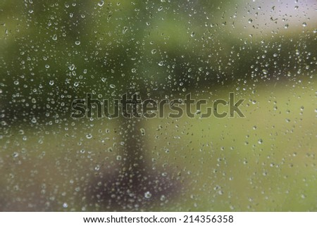Rainy days,Rain drops on window,rainy weather,rain background,