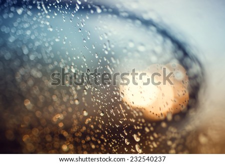 Rainy days,Rain drops on window,rainy weather,rain background.
