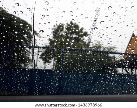 Rainy season is a rainy season throughout the month.  Most will occur during May until October of Thailand.