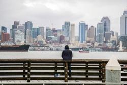 Rainy Seattle days