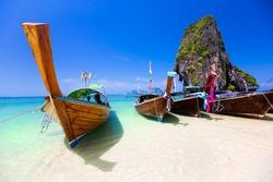 Rairay beach, Krabi Thailand