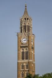 Rajabai Clock Tower in Mumbai, India