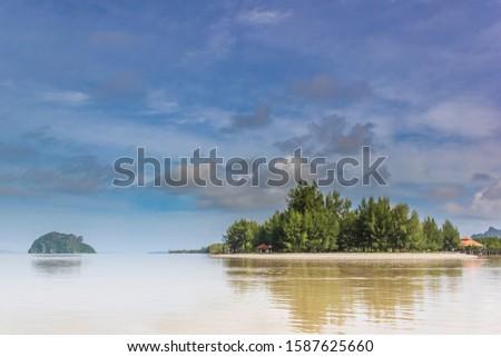 Rajamangala Beach, Sikao Bay, Trang, Thailand