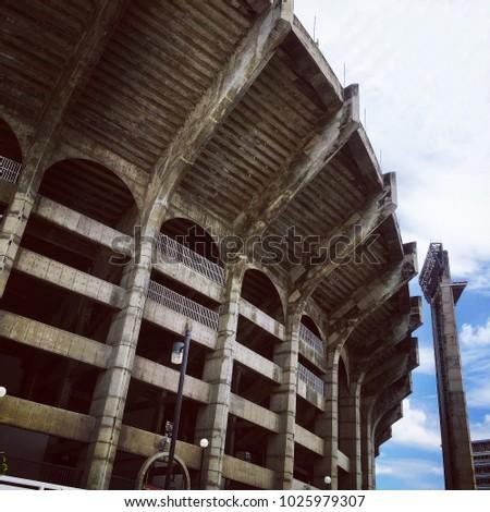 Rajamangala Stadium Thailand