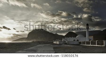 Rakhyut, Sultanate of Oman, Middle East