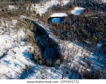 Rakov Skocjan ( Rakov Škocjan, Dolina Raka ) is a karst valley and the oldest landscape park in Slovenia full of natural phenomena as natural bridges, caves and springs.