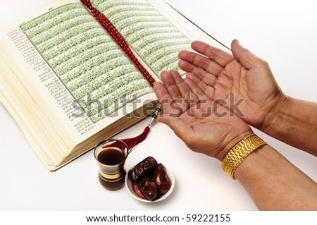 Ramadan Theme - stock photo
