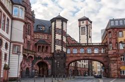Ramerplatz in Frankfurt am Main, Germany