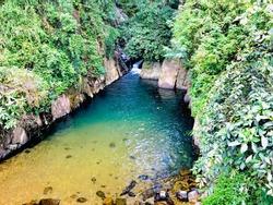 Ranagala Natural Pool , Kandy , Srilanka