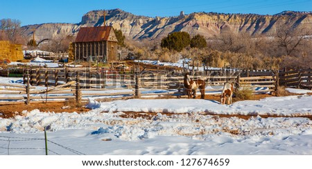 Ranch in Cannonville, Utah