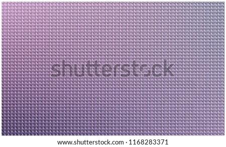 Random halftone, pointillism pattern - Irregular dots abstract monochrome halftone.Modern pink,violet,grey background texture with geometric sectors. For background,banners,posters. Modern pattern #1168283371