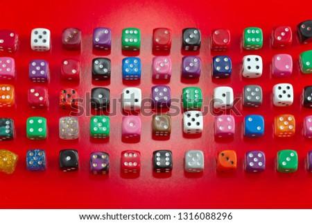 random numbers dice, dice #1316088296