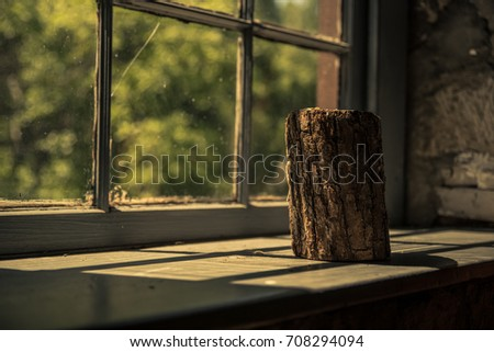Random window light #708294094
