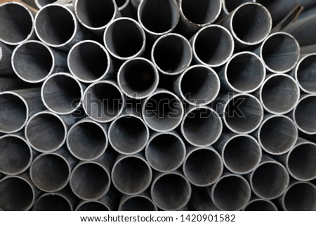 range of metal products. Channel, double tee, circle steel, steel pipe, steel square pipe, steel sheet #1420901582