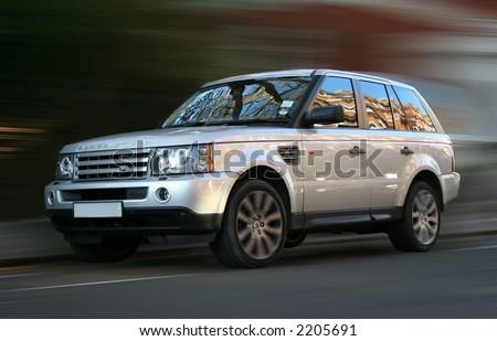 Range Rover Rapid