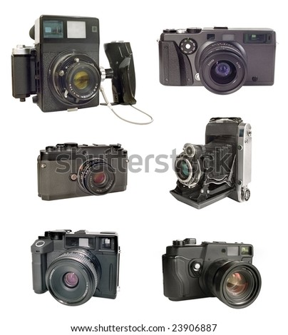 Rangefinders cameras from 1960 to 2000.