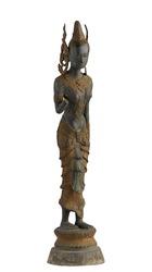 Rare genuine Thai angel antique