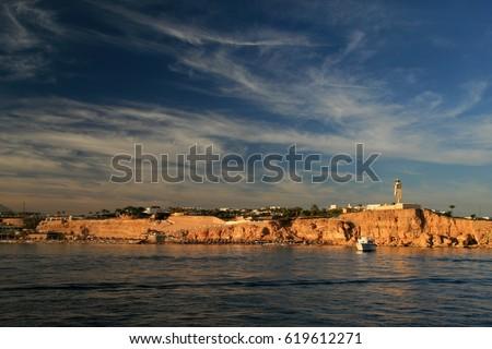 Ras Umm Sid, Sharm El Sheikh, Egypt  #619612271