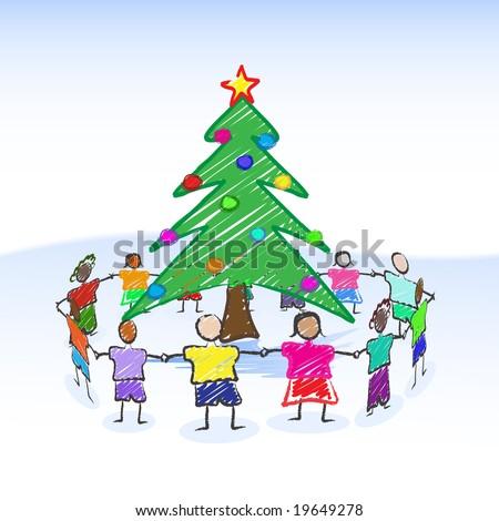 Operation Christmas Child Clip Art
