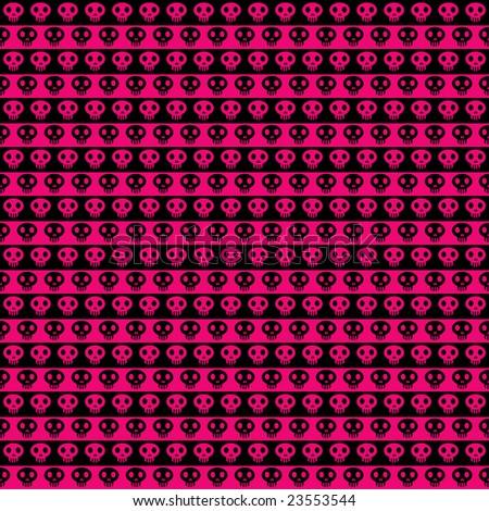 RASTER Seamless emo background
