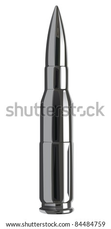 raster silver bullet, vector version available
