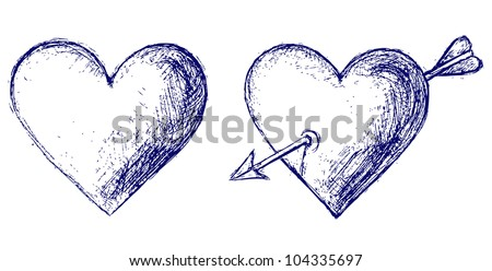 Raster version. Heart