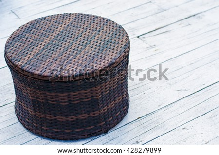 rattan furniture #428279899