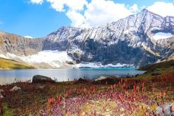 Ratti Gali Lake, Dowarian, Neelum Valley, Azad Kashmir, Northern Pakistan