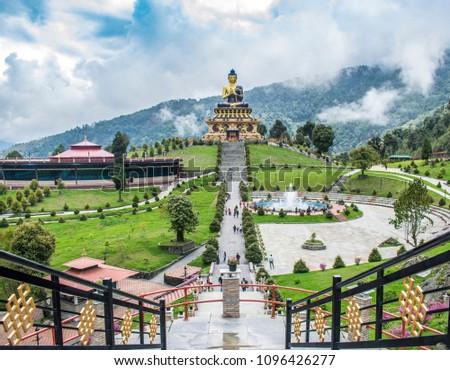 Ravangla Tourism, Sikkim Tourism, Buddha Park #1096426277
