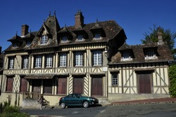 Ravel's House - Normandy - France