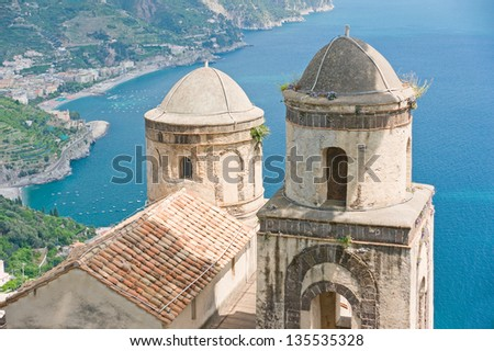 Ravello church