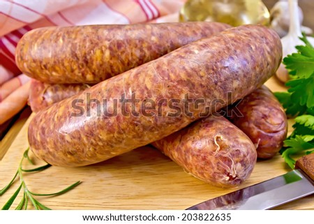 Sausage and deli meats