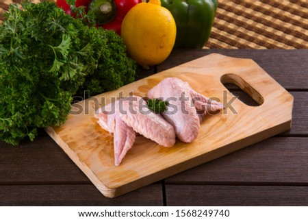 raw chicken bone chicken raw chicken wing with spice raw chicken breast leg #1568249740