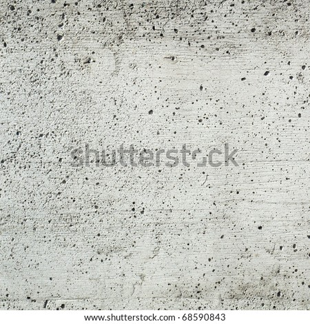Raw concrete wall useful as a background - stock photo