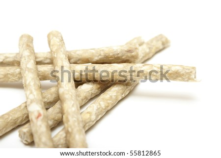 Raw Hide Sticks for Dogs