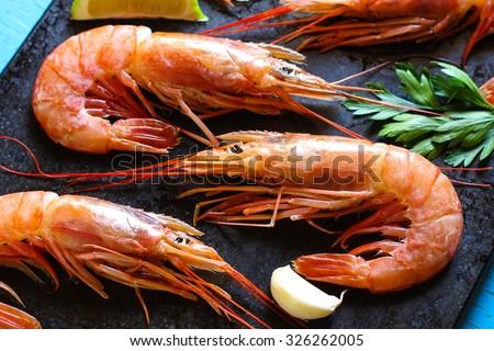 how to cook raw jumbo shrimp