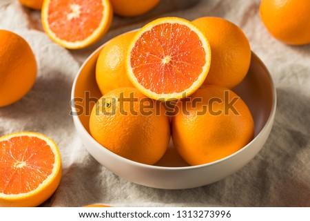 Raw Organic Caracara Oranges Ready to Eat Foto stock ©